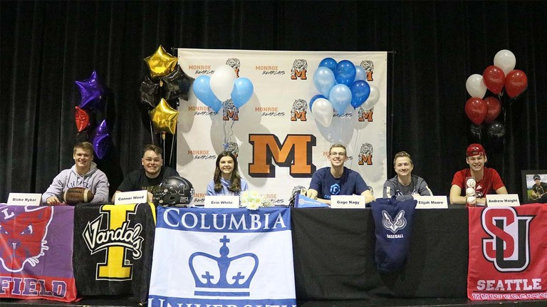 Mid-Winter National Letter of Intent Signing Day