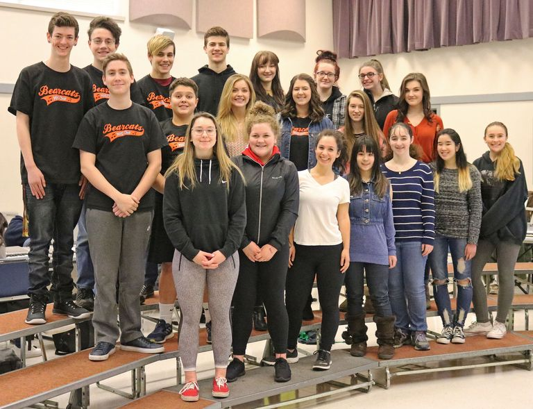 MHS Choir Groups Headed to State