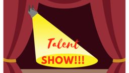 Talent Show is March 22nd!  All Afternoon Classes are Cancelled
