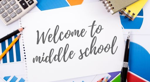 Welcome Incoming 6th Grade Students!