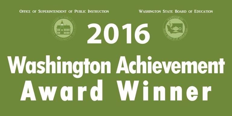 Salem Woods Elementary Receives Washington Achievement Award News