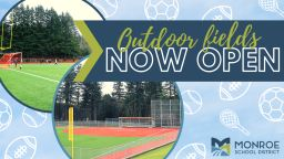 Outdoor Facilities Open for Community Use
