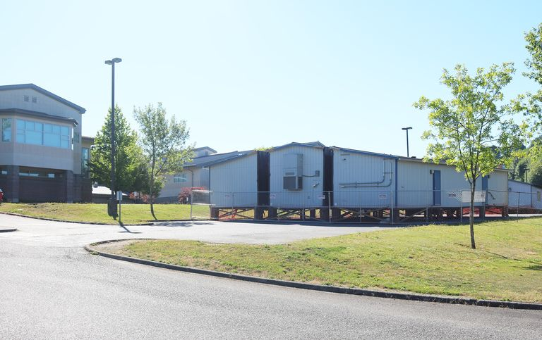 The Portables are Moving!
