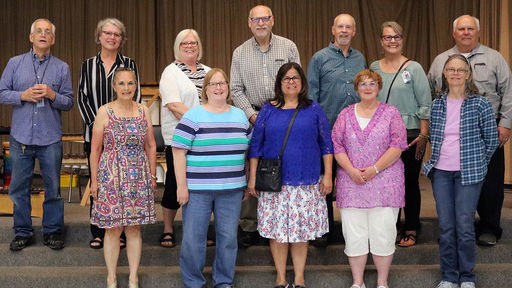 Congratulations to our 2019 Retirees!