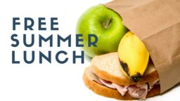 Free Lunch for Kids all Summer
