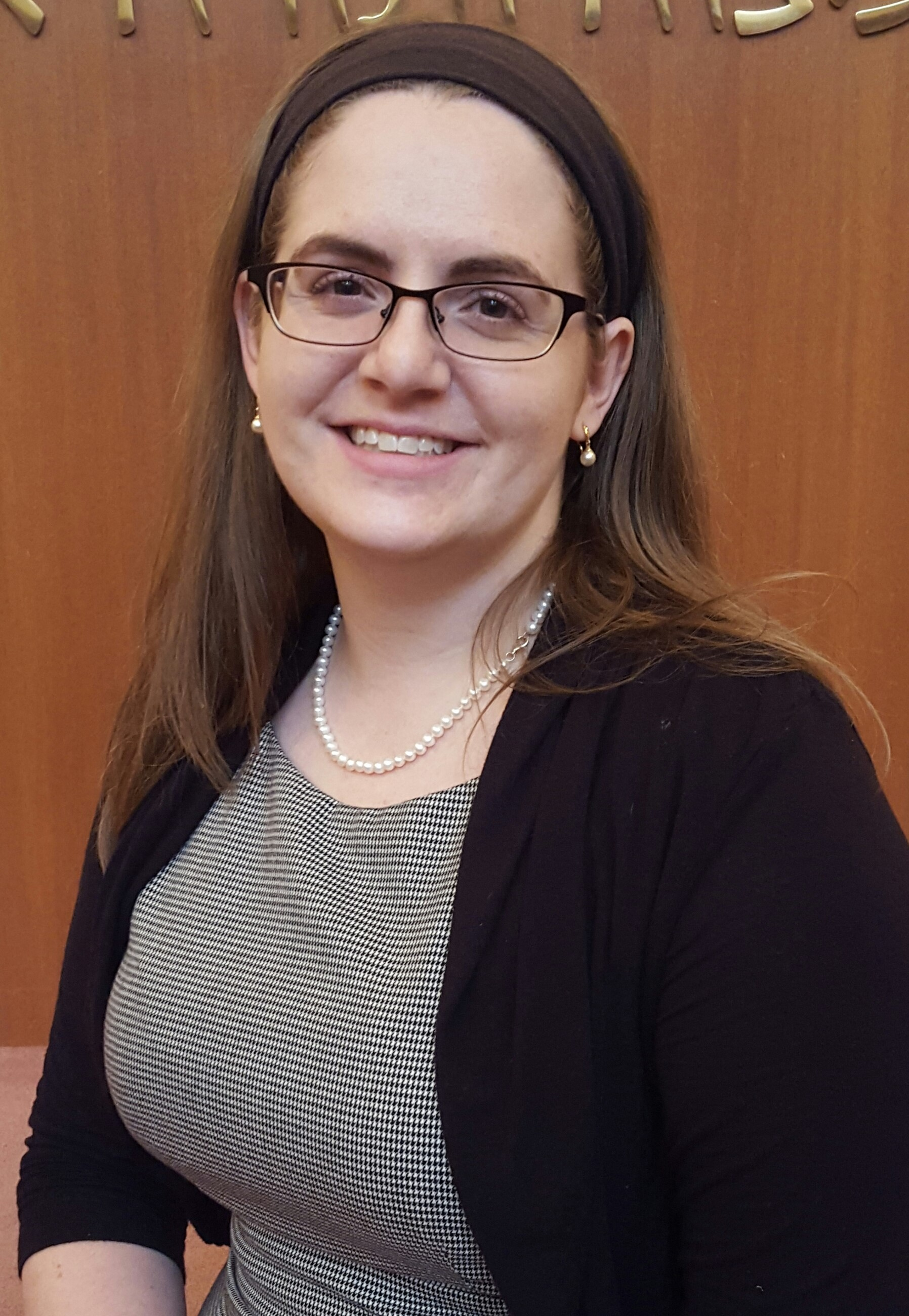 Image of Ana Apter, Assistant Principal