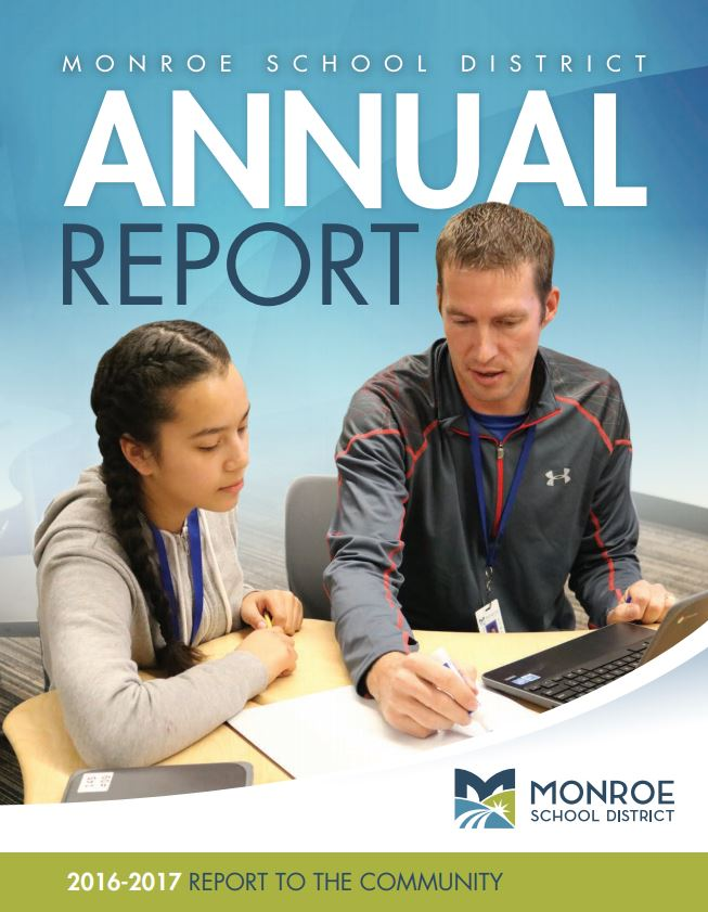 MSD Annual Report 2016-17
